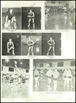 1976 Clyde High School Yearbook Page 52 & 53