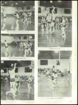 1976 Clyde High School Yearbook Page 54 & 55