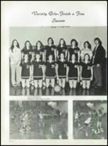 1976 Clyde High School Yearbook Page 56 & 57
