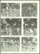 1976 Clyde High School Yearbook Page 58 & 59