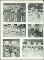 1976 Clyde High School Yearbook Page 62 & 63