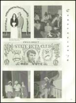 1976 Clyde High School Yearbook Page 64 & 65