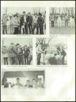 1976 Clyde High School Yearbook Page 70 & 71