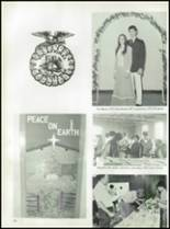 1976 Clyde High School Yearbook Page 72 & 73