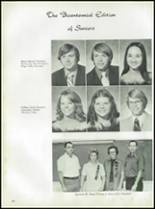 1976 Clyde High School Yearbook Page 84 & 85