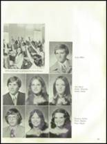 1976 Clyde High School Yearbook Page 92 & 93