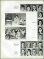 1976 Clyde High School Yearbook Page 100 & 101