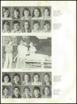 1976 Clyde High School Yearbook Page 102 & 103