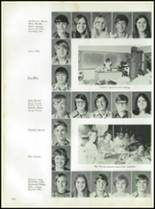 1976 Clyde High School Yearbook Page 104 & 105