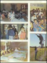 1976 Clyde High School Yearbook Page 106 & 107
