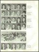 1976 Clyde High School Yearbook Page 108 & 109