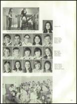 1976 Clyde High School Yearbook Page 110 & 111