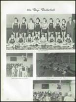 1976 Clyde High School Yearbook Page 120 & 121