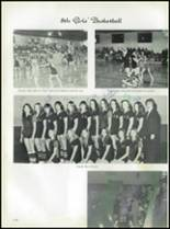 1976 Clyde High School Yearbook Page 122 & 123