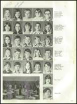 1976 Clyde High School Yearbook Page 128 & 129