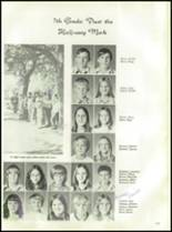 1976 Clyde High School Yearbook Page 130 & 131