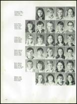 1976 Clyde High School Yearbook Page 134 & 135