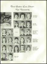 1976 Clyde High School Yearbook Page 152 & 153