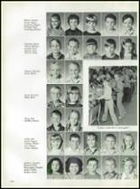 1976 Clyde High School Yearbook Page 154 & 155