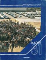 1981 Yearbook Altus High School