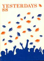 1988 Yearbook Union Hill High School