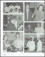 1991 Saratoga Springs High School Yearbook Page 22 & 23