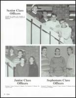 1991 Saratoga Springs High School Yearbook Page 38 & 39