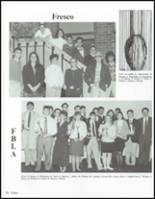 1991 Saratoga Springs High School Yearbook Page 42 & 43