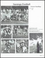 1991 Saratoga Springs High School Yearbook Page 50 & 51