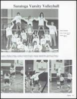 1991 Saratoga Springs High School Yearbook Page 58 & 59