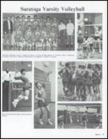 1991 Saratoga Springs High School Yearbook Page 60 & 61