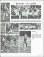 1991 Saratoga Springs High School Yearbook Page 62 & 63