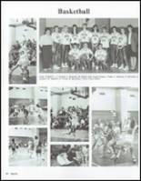 1991 Saratoga Springs High School Yearbook Page 70 & 71