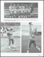 1991 Saratoga Springs High School Yearbook Page 76 & 77
