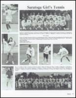 1991 Saratoga Springs High School Yearbook Page 80 & 81