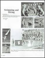 1991 Saratoga Springs High School Yearbook Page 82 & 83