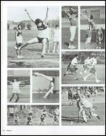 1991 Saratoga Springs High School Yearbook Page 86 & 87