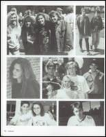 1991 Saratoga Springs High School Yearbook Page 100 & 101
