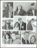 1991 Saratoga Springs High School Yearbook Page 106 & 107