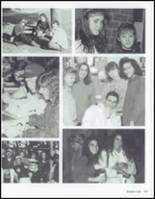 1991 Saratoga Springs High School Yearbook Page 110 & 111
