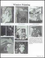 1991 Saratoga Springs High School Yearbook Page 112 & 113