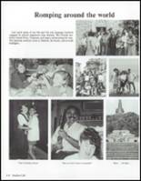 1991 Saratoga Springs High School Yearbook Page 114 & 115