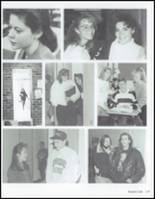 1991 Saratoga Springs High School Yearbook Page 122 & 123