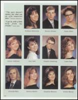 1991 Saratoga Springs High School Yearbook Page 134 & 135