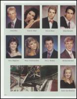 1991 Saratoga Springs High School Yearbook Page 136 & 137