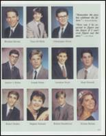 1991 Saratoga Springs High School Yearbook Page 140 & 141