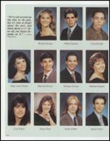 1991 Saratoga Springs High School Yearbook Page 142 & 143