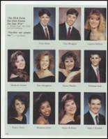 1991 Saratoga Springs High School Yearbook Page 146 & 147