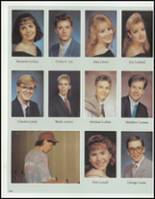 1991 Saratoga Springs High School Yearbook Page 148 & 149