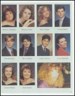 1991 Saratoga Springs High School Yearbook Page 154 & 155